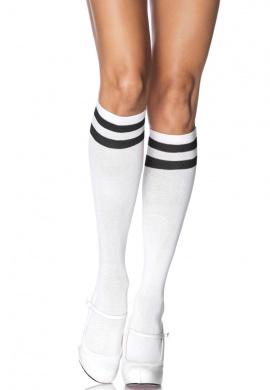 Black Athletic Knee Highs