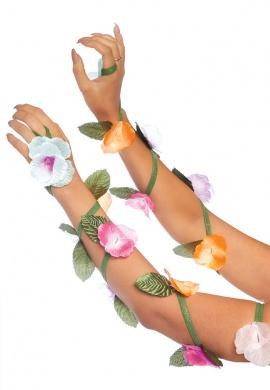 Flower Arm Wraps