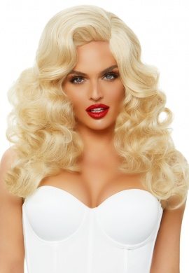 Blond Bombshell Wig