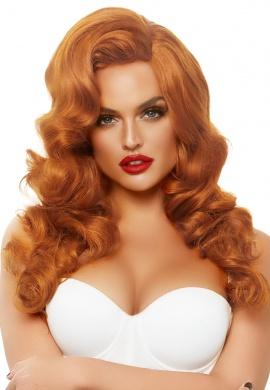 Ginger Bombshell Wig