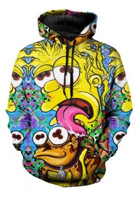 Bad Bart Hoodie
