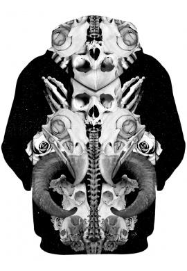 Broken Bones Hoodie