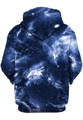 Deep Blue Space Hoodie