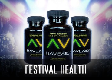 Rave Aid and MDMA drug test kits