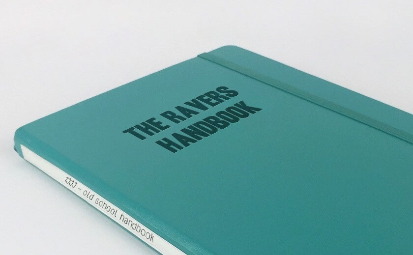 The Ravers Handbook - Guide to Raving
