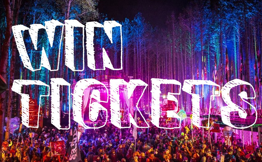 Win Electric Forest 2019 Tickets!